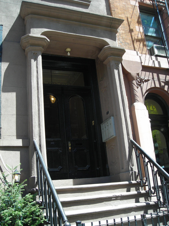 Door to Jack's building