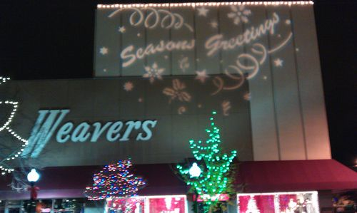 Season's Greetings from Weavers