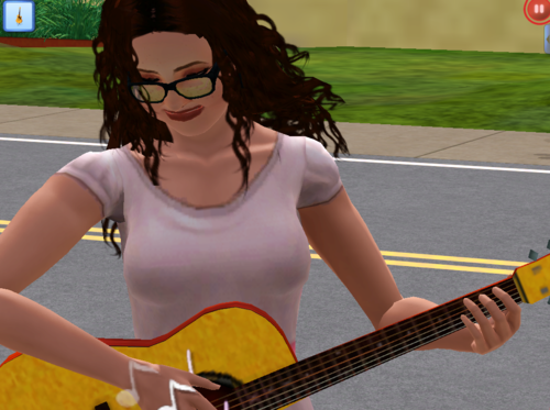 guitar playing sim