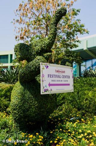 Flower & Garden Elephant