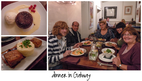 Dinneringalway